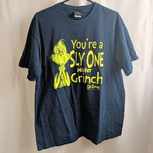 Tops - Official Dr. Seuss Grinch T Shirt